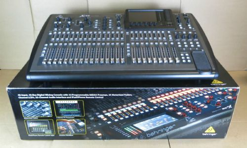 Behringer X32 32-Channel 40-Input Professional Digital Audio Mixing Console